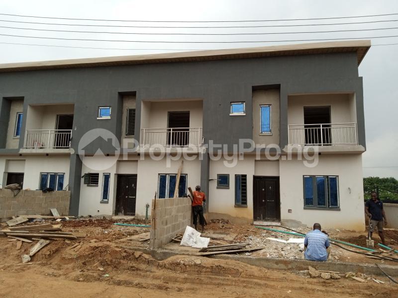 3 bedroom Terraced Duplex House for sale Magboro Obafemi Owode Ogun - 0