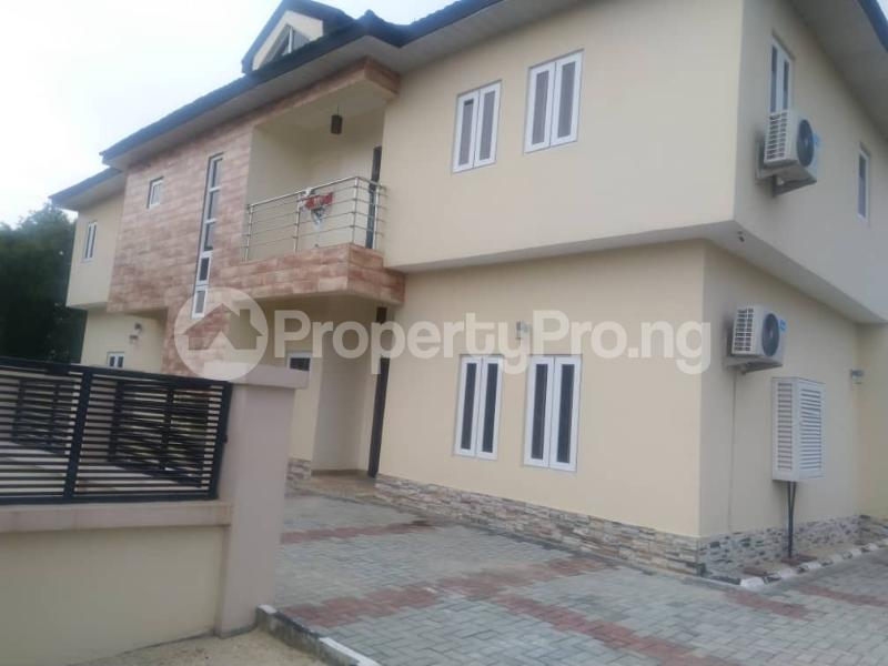 3 bedroom Terraced Duplex for sale Close To Chevron Toll Gate Axis chevron Lekki Lagos - 0