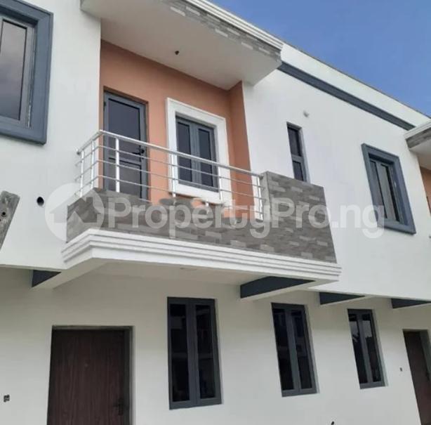 3 bedroom Terraced Duplex for sale Close To Chevron Toll Gate Axis chevron Lekki Lagos - 2