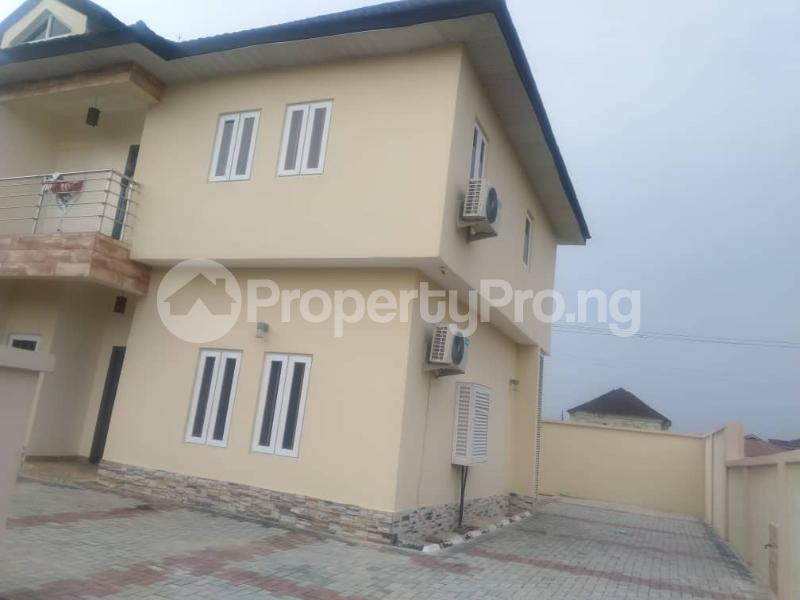 3 bedroom Terraced Duplex for sale Close To Chevron Toll Gate Axis chevron Lekki Lagos - 6