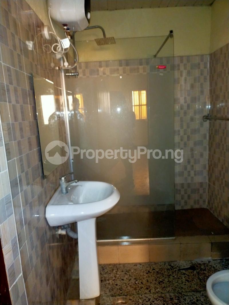 3 bedroom Terraced Duplex House for rent Off Coker road ilupeju Coker Road Ilupeju Lagos - 1