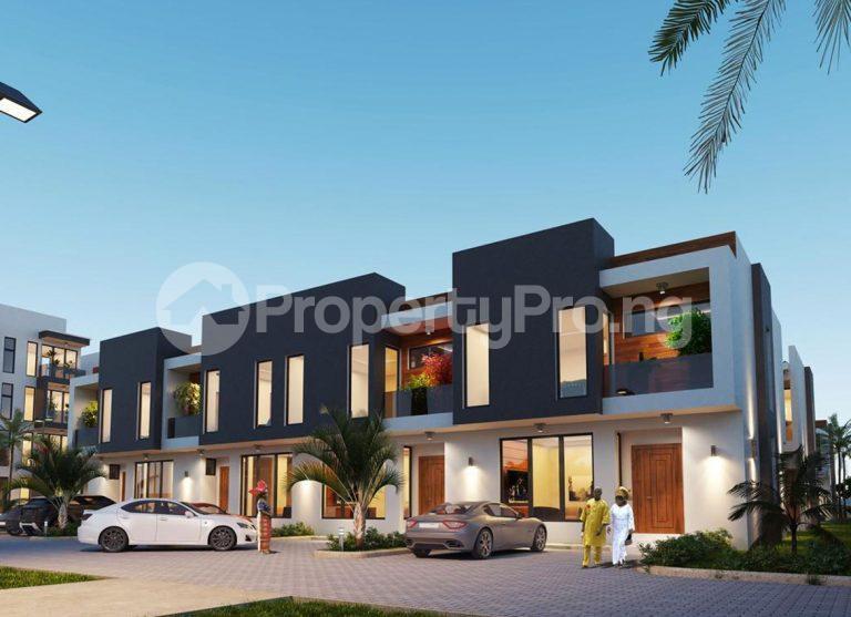 3 bedroom Terraced Duplex House for sale Besides Fara Park Estate Majek Sangotedo Lagos - 3