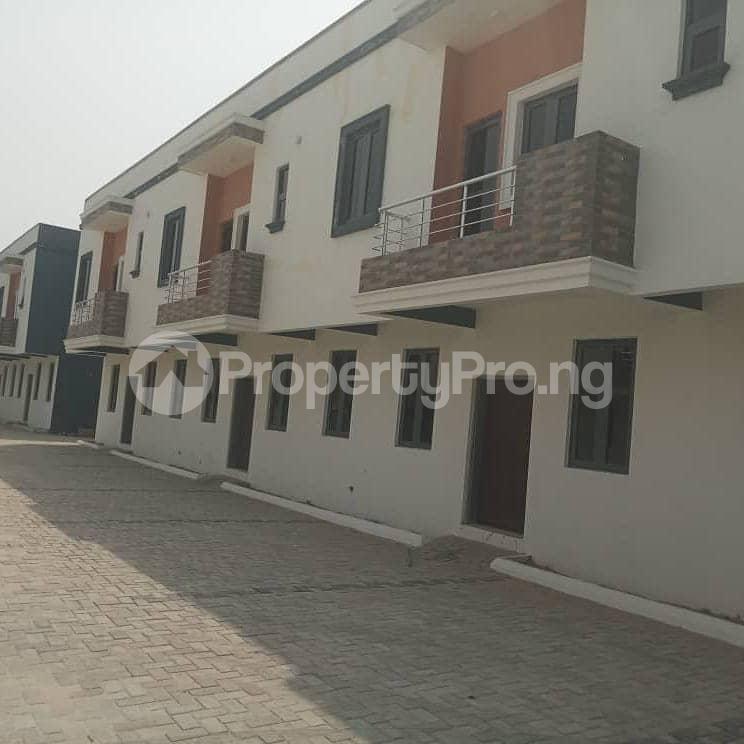 3 bedroom Terraced Duplex for sale Close To Chevron Toll Gate Lekki chevron Lekki Lagos - 4
