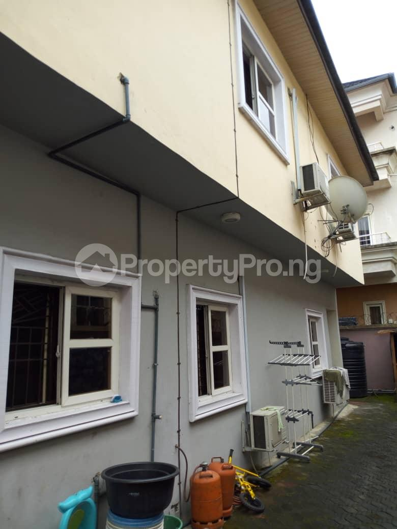 3 bedroom Terraced Duplex House for rent Idado Lekki Lagos - 0