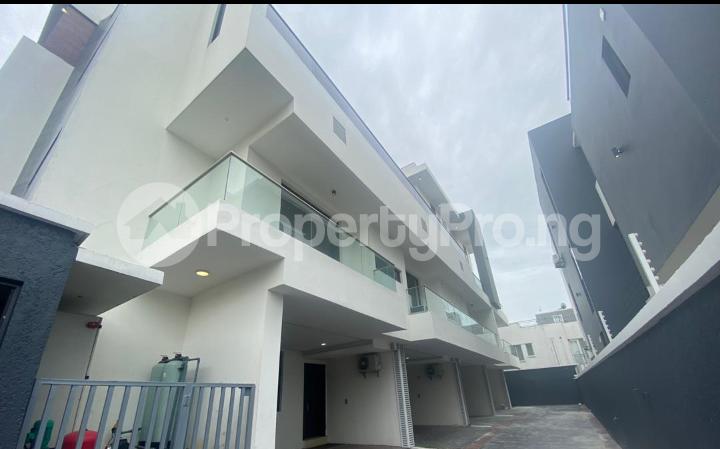 3 bedroom Terraced Duplex House for sale Banana Island Ikoyi Lagos - 0