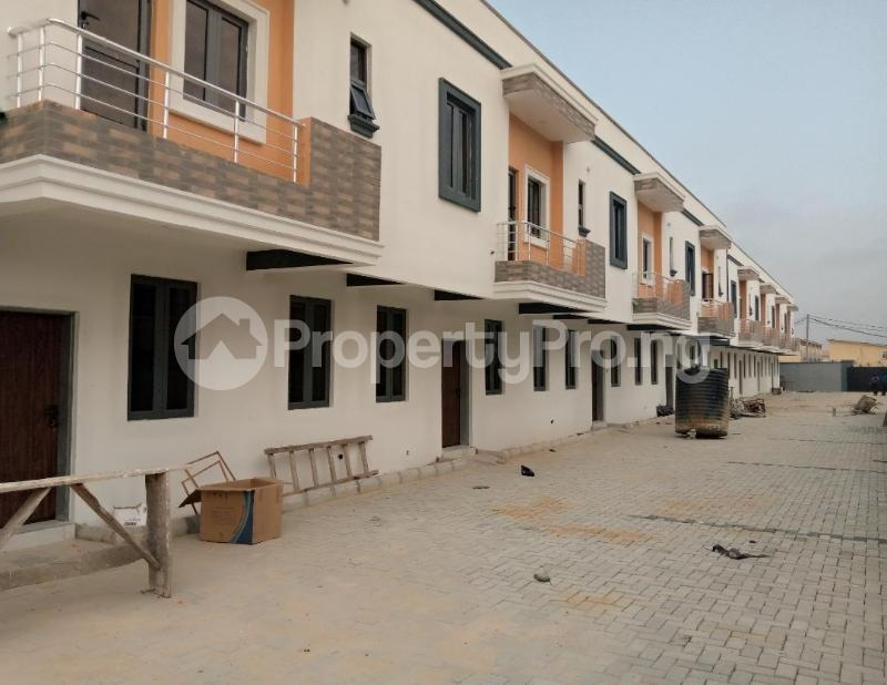3 bedroom Terraced Duplex House for sale By Chevron Toll Gate, Bella Homes Igbo-efon Lekki Lagos - 8