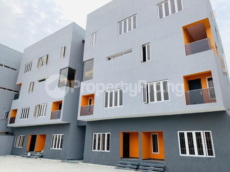 3 bedroom Terraced Duplex House for sale ONIRU Victoria Island Lagos - 1