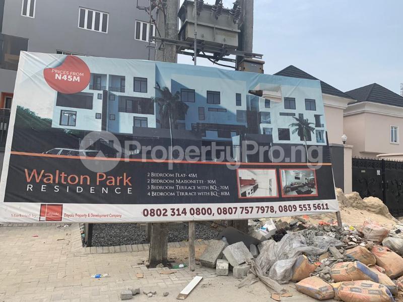 3 bedroom Terraced Duplex House for sale ONIRU Victoria Island Lagos - 12