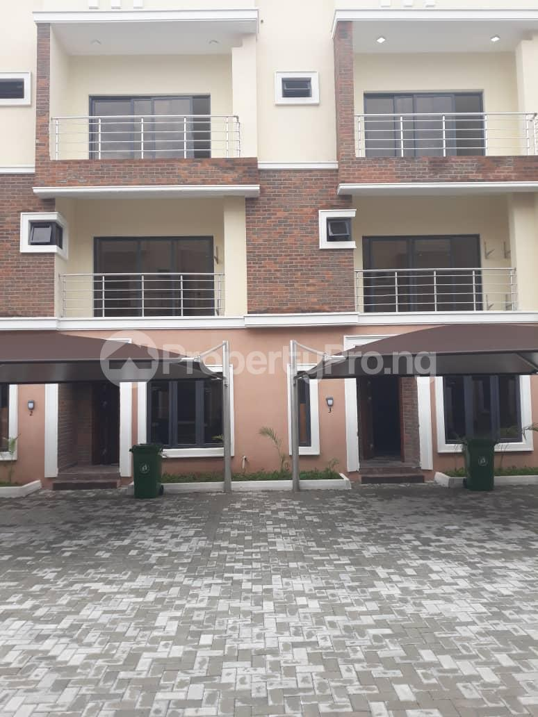 3 bedroom Terraced Duplex for sale Lekki Gardens Estate Abraham adesanya estate Ajah Lagos - 0