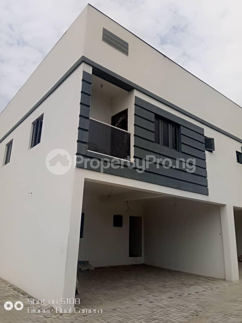 3 bedroom Terraced Duplex House for sale Thomas estate/ABRAHAM ADESANYA/  Graceland Estate Ajah Lagos - 0