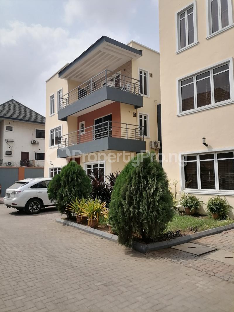 3 bedroom Blocks of Flats House for shortlet Ikeja GRA Ikeja Lagos - 0