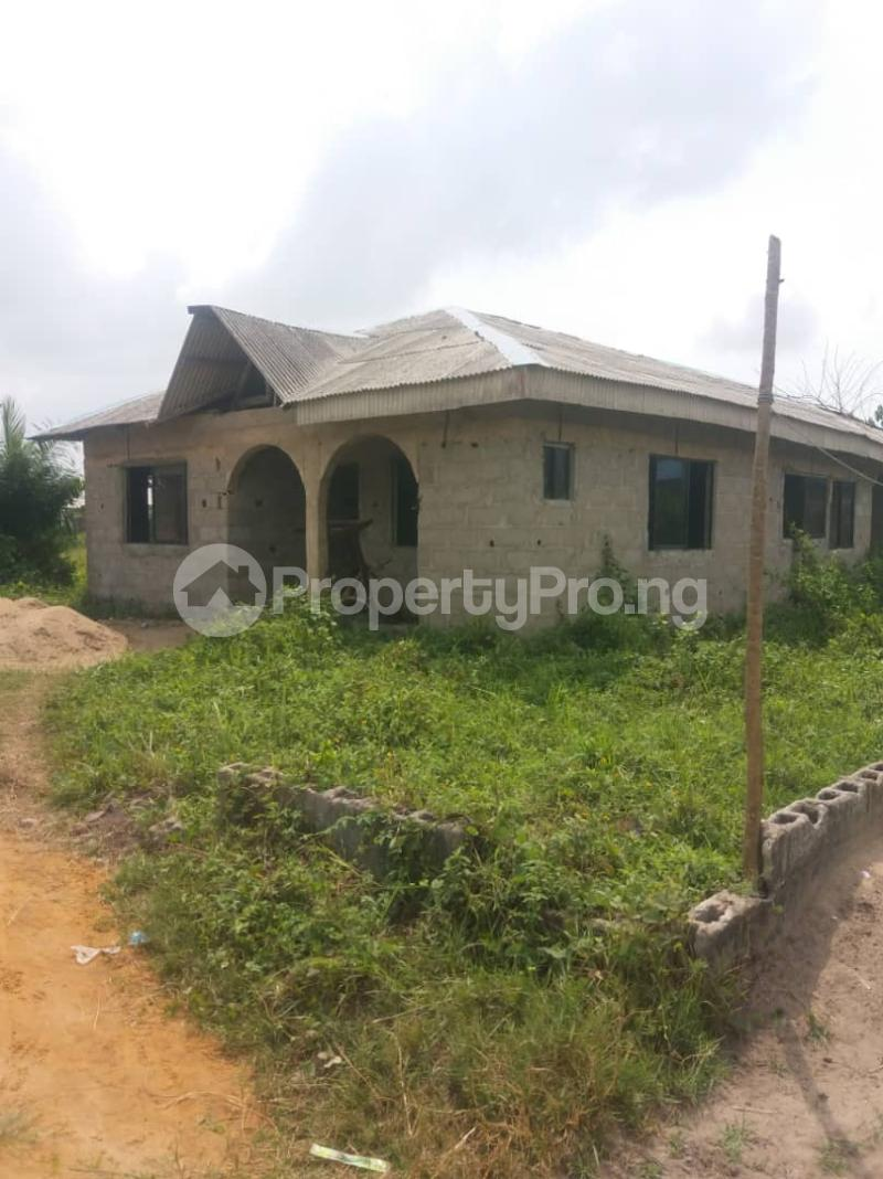 3 bedroom Detached Bungalow for sale Badagry Lagos - 1
