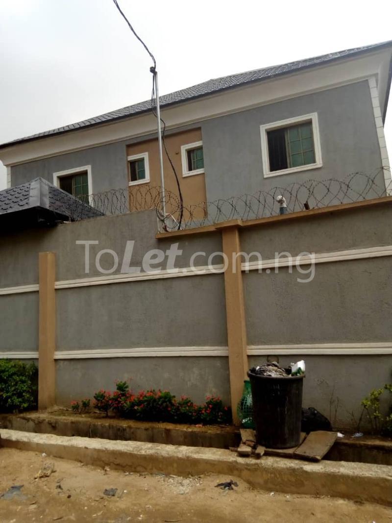 3 bedroom Flat / Apartment for rent ALAPERE Ketu Lagos - 1