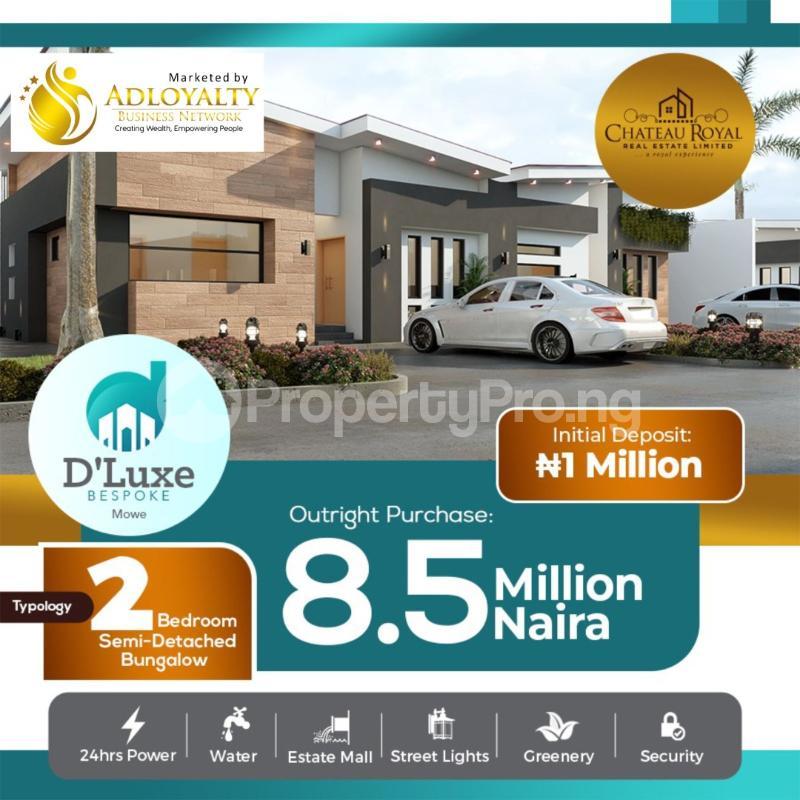 3 bedroom Semi Detached Bungalow for sale Mowe Obafemi Owode Ogun - 8