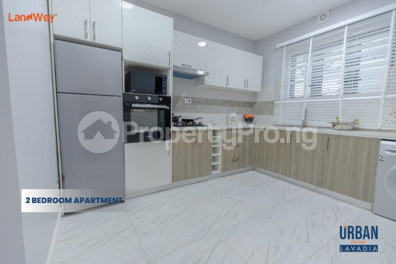 2 bedroom House for sale Vine Estate Apartment Behind Blenco Peninsula Estate Sangotedo Peninsula Estate Ajah Lagos - 0