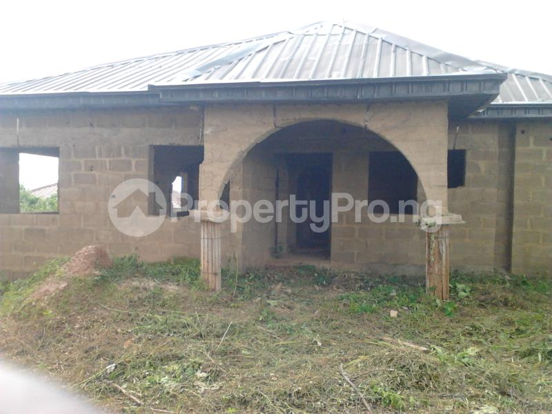 3 bedroom Detached Bungalow House for sale Harmony estate, Elewuro, Akobo Akobo Ibadan Oyo - 1
