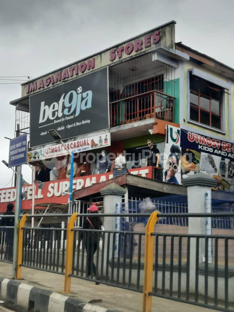 Commercial Property for sale Ringroad Challenge Ibadan Oyo - 0