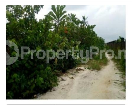 Residential Land for sale Fidiso Estate, Before Abijo Abijo Ajah Lagos - 0