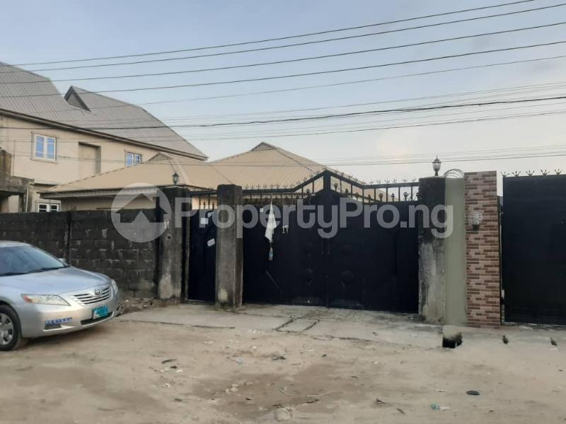 3 bedroom Blocks of Flats House for sale No 19 Moshood Opere street Langbasa area Ajah lagos  Ajah Lagos - 3