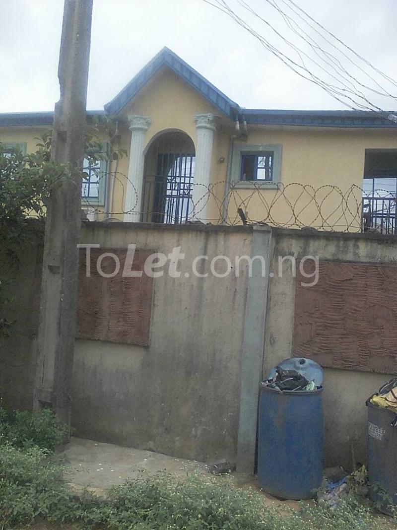 3 bedroom Flat / Apartment for sale Peace Estate Iyana Ipaja Ipaja Lagos - 2