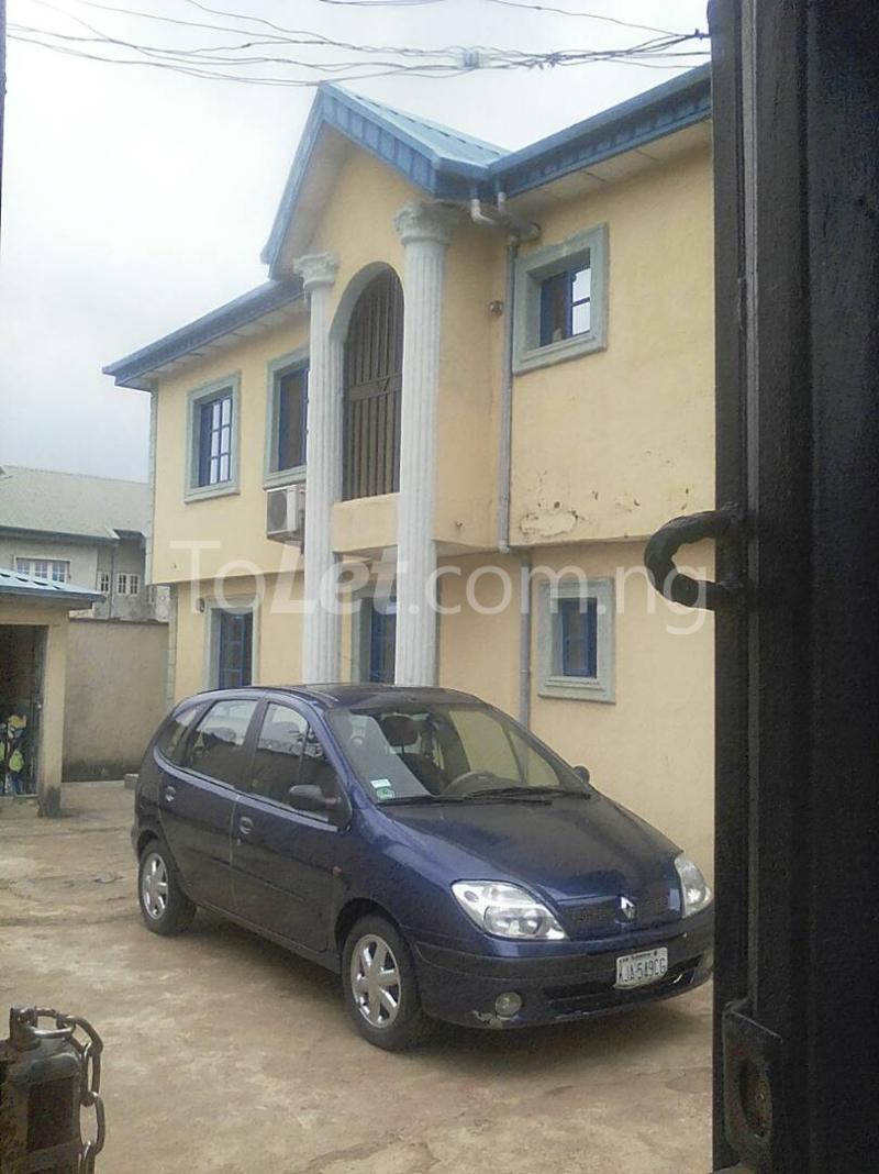 3 bedroom Flat / Apartment for sale Peace Estate Iyana Ipaja Ipaja Lagos - 0