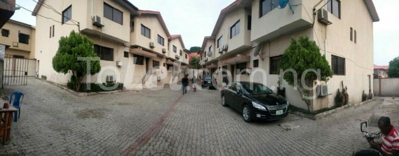 4 bedroom House for rent Peace Estate, Oregun Ikeja Lagos - 0
