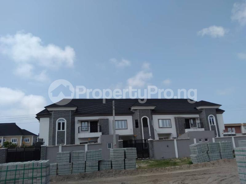 4 bedroom Terraced Duplex House for sale Ilaje Ajah Lagos - 4