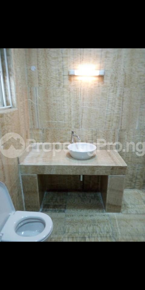 4 bedroom Semi Detached Duplex House for rent Osborne phase 1 (waterfront) Osborne Foreshore Estate Ikoyi Lagos - 27