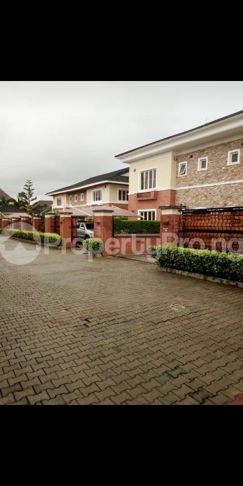 4 bedroom Semi Detached Duplex House for rent Osborne phase 1 (waterfront) Osborne Foreshore Estate Ikoyi Lagos - 7