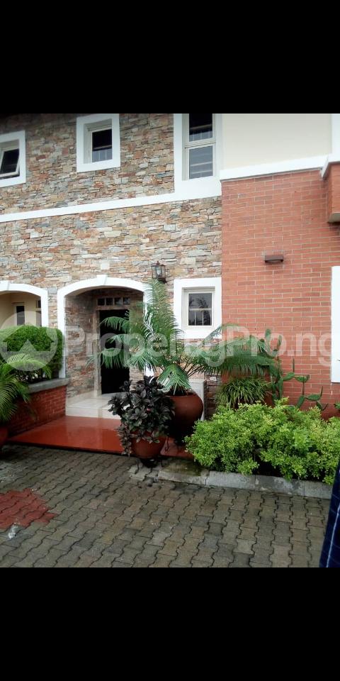 4 bedroom Semi Detached Duplex House for rent Osborne phase 1 (waterfront) Osborne Foreshore Estate Ikoyi Lagos - 2