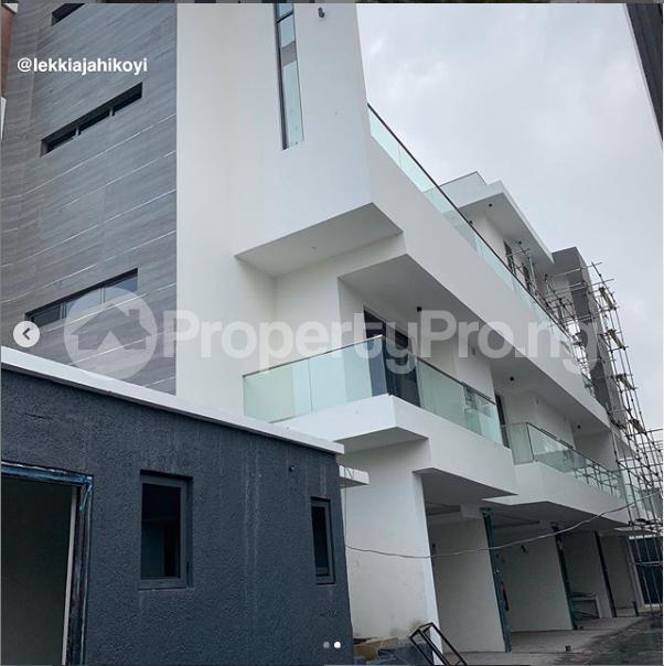 3 bedroom Terraced Duplex for sale Banana Island Ikoyi Lagos - 1