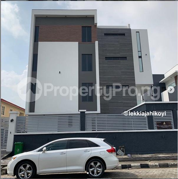 3 bedroom Terraced Duplex for sale Banana Island Ikoyi Lagos - 0