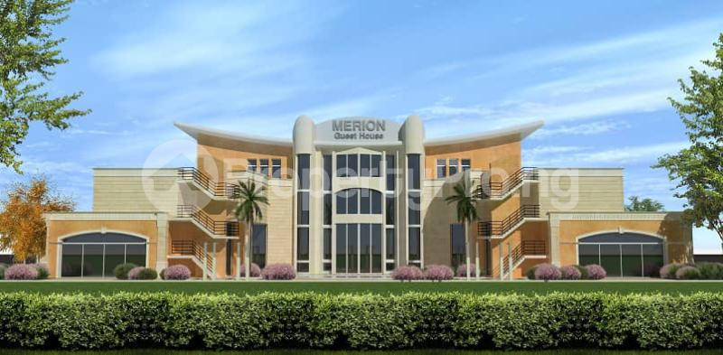 Hotel/Guest House Commercial Property for sale Phase 1 Osborne Foreshore Estate Ikoyi Lagos - 0