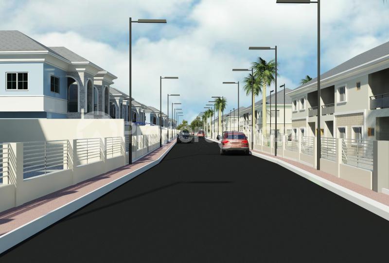 Residential Land for sale Okun Ajah Community Drive, Lekki Scheme Ii Environment Okun Ajah Ajah Lagos - 7