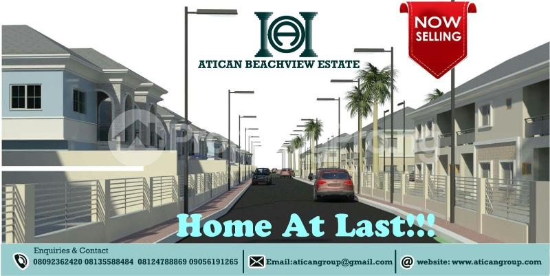 Residential Land for sale Okun Ajah Community Drive, Lekki Scheme Ii Environment Okun Ajah Ajah Lagos - 10