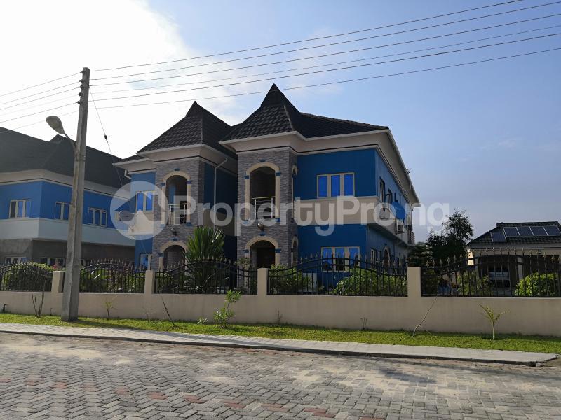 Residential Land for sale Okun Ajah Community Drive, Lekki Scheme Ii Environment Okun Ajah Ajah Lagos - 9