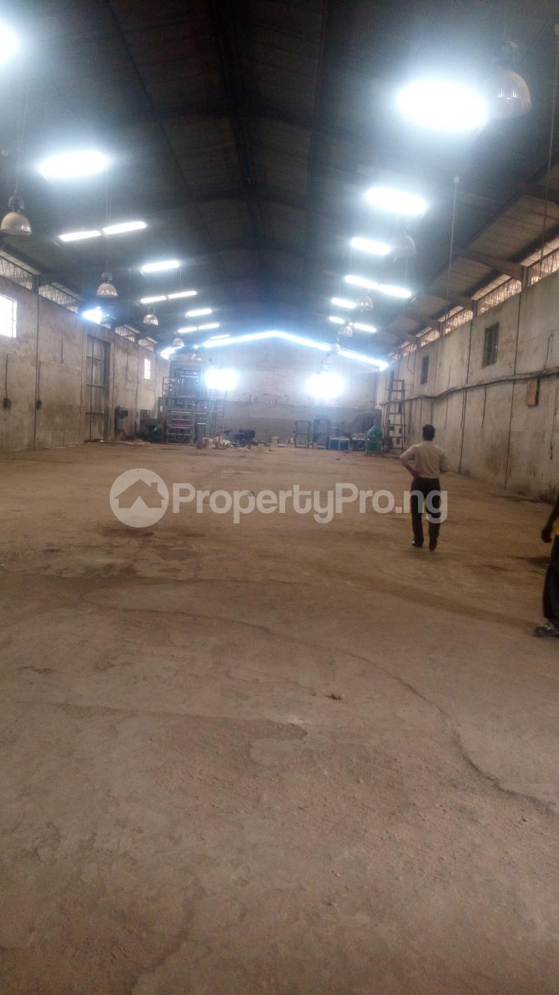 Warehouse Commercial Property for sale Ajao Estate Isolo. Lagos Mainland  Ajao Estate Isolo Lagos - 0