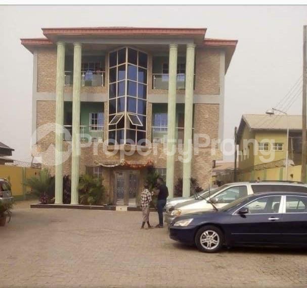10 bedroom Hotel/Guest House for sale Egbeda Alimosho Lagos - 0