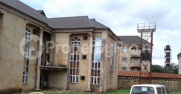 10 bedroom Hotel/Guest House Commercial Property for sale Near Enugu Portharcourt Expressway Enugu Enugu - 0