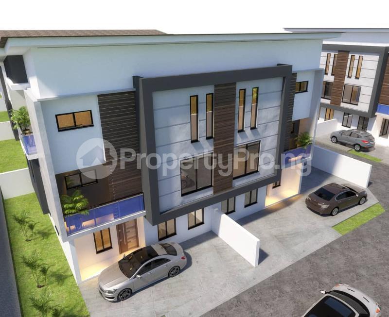 4 bedroom Semi Detached Duplex House for sale Omole phase 2 Ojodu Lagos - 3