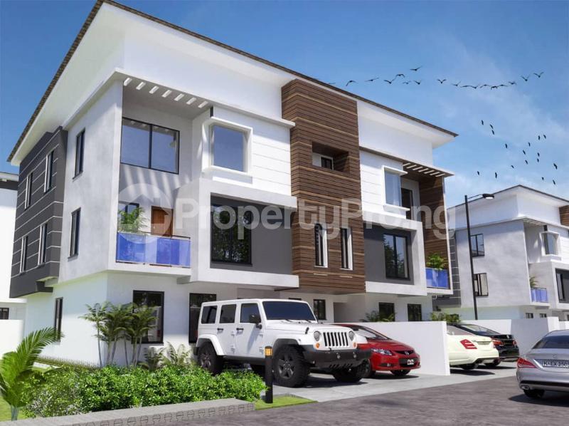 4 bedroom Semi Detached Duplex House for sale Omole phase 2 Ojodu Lagos - 4