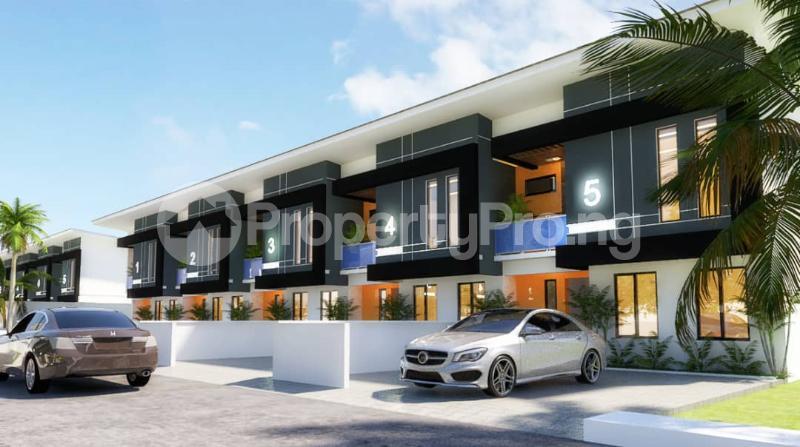 4 bedroom Semi Detached Duplex House for sale Omole phase 2 Ojodu Lagos - 1