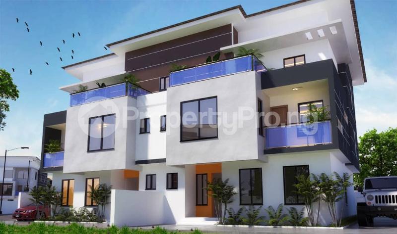 4 bedroom Semi Detached Duplex House for sale Omole phase 2 Ojodu Lagos - 2