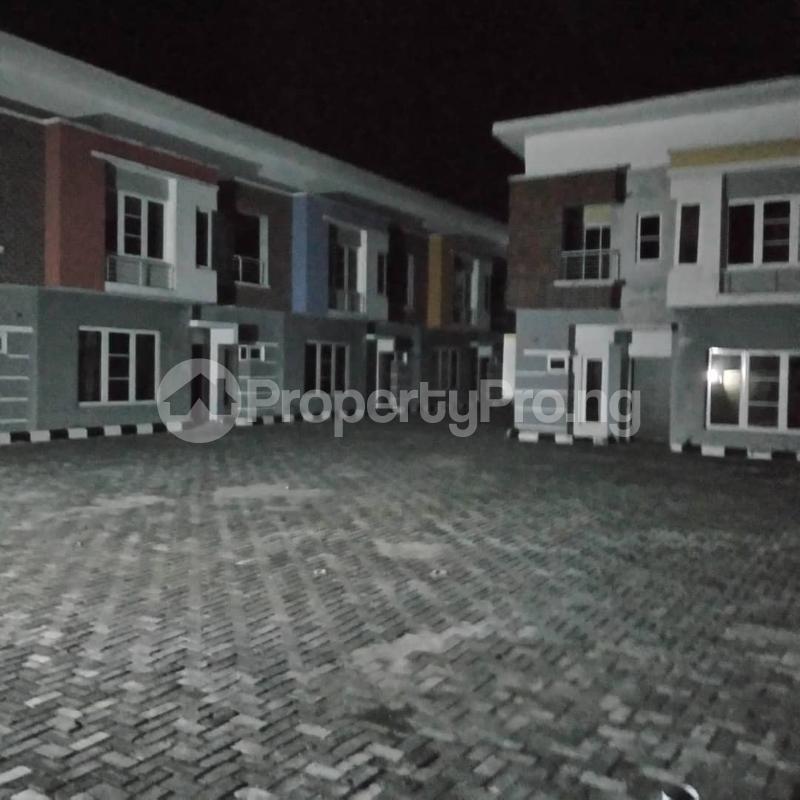4 bedroom Semi Detached Duplex House for rent Lekki Phase 2 Lekki Lagos - 5