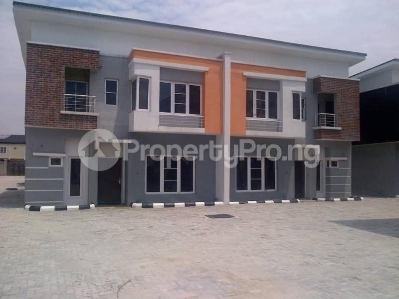 4 bedroom Semi Detached Duplex House for rent Lekki Phase 2 Lekki Lagos - 2