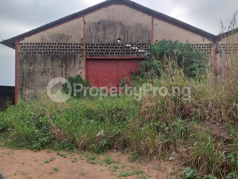 Industrial Land Land for sale Onitsha Road Industrial Layout  Owerri Imo - 8