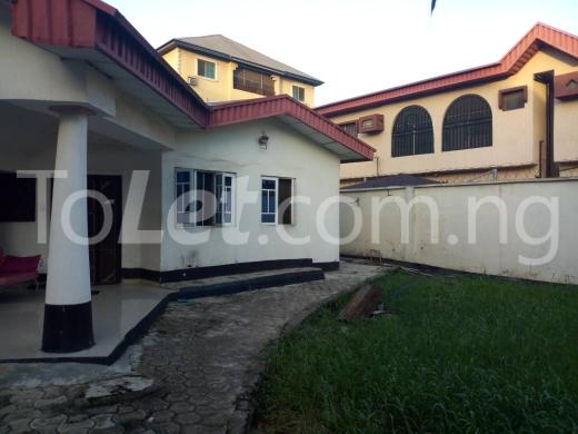 4 bedroom Detached Bungalow House for sale Pack view estate ago palace way Isolo Isolo Lagos - 1