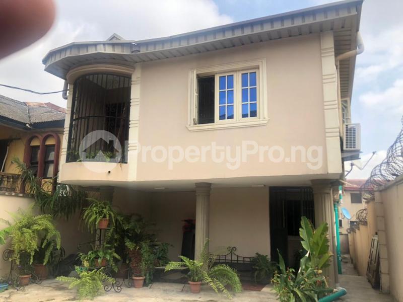 3 bedroom Mini flat for rent Harmony Estate Ogba Lagos - 9