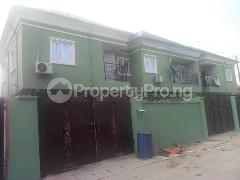 Terraced Duplex House for sale Awolowo way Ikeja Lagos - 1