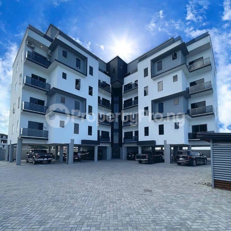 3 bedroom Flat / Apartment for sale Banana Island Ikoyi Banana Island Ikoyi Lagos - 0